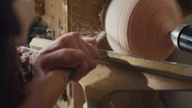 carpenter in workshop - customised stock videos & royalty-free footage