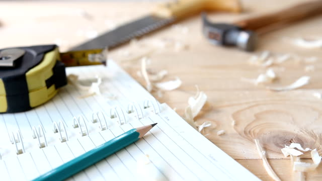 carpenter tools - carving craft product stock videos & royalty-free footage