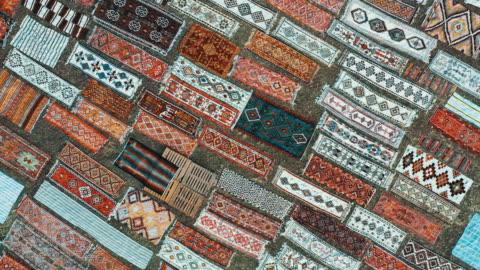 carpet field - rug stock videos & royalty-free footage