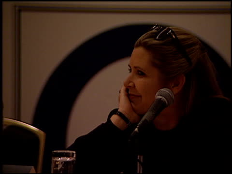 carrie fisher at the women in film crystal award at the century plaza hotel in century city, california on june 19, 1998. - century plaza stock videos & royalty-free footage