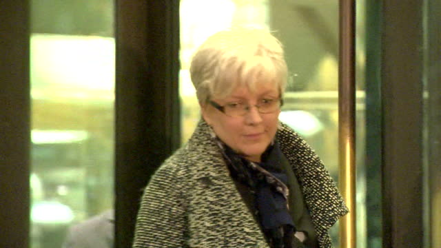 Carrie Gracie leaving after attending a hearing into gender pay inequality at the BBC