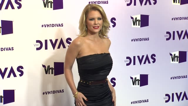 carrie keagan at vh1 divas 2012 on in los angeles ca - vh1 divas stock videos and b-roll footage