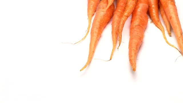 carrots - beta carotene stock videos and b-roll footage