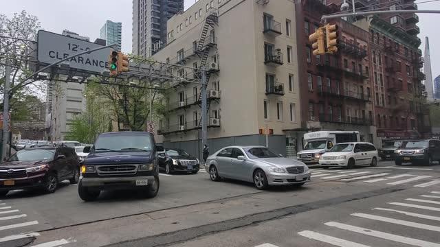 NY: 59th St. Bridge Traffic