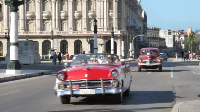 Cars in Havanna City