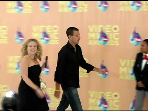 Carson Daly at the 2005 MTV Video Music Awards Arrivals at American Airlines Arena in Miami Florida on August 28 2005