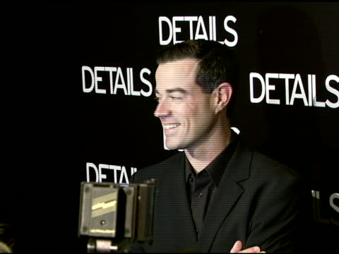 Carson Daly at the Details Magazine Celebrates 'Mavericks 2008' at NULL in Beverly Hills California on March 21 2008