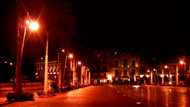HD: Cartagena at night