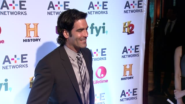 Carter Oosterhouse at 2014 AE Networks Upfront Arrivals at Park Avenue Armory on May 08 2014 in New York City