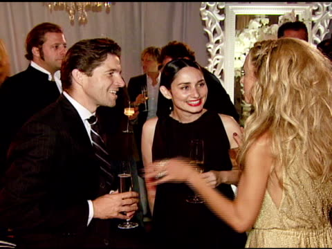 cartier ceo frederic de narp coauthor rosa apodaca and authorstylist rachel zoe at the cartier celebrates the book launch of style a to zoe the art... - rachel zoe stylist stock videos & royalty-free footage