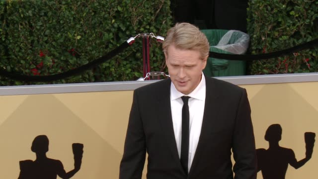 Cary Elwes at the 24th Annual Screen Actors Guild Awards at The Shrine Auditorium on January 21 2018 in Los Angeles California