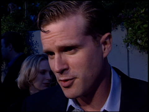 Cary Elwes at the Cat's Meow at Harmony Gold in Hollywood California on April 10 2002