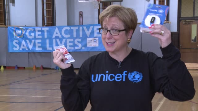 INTERVIEW Caryl Stern on the program and helping kids at UNICEF Kid Power Chicago Celebrates Impact of Local Kids Getting Active and Saving Lives at...