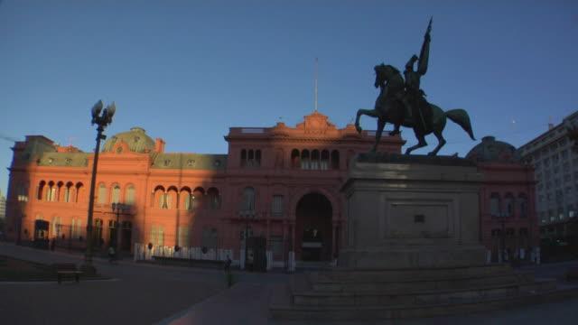 MS Casa Rosada, Buenos Aires, Argentina