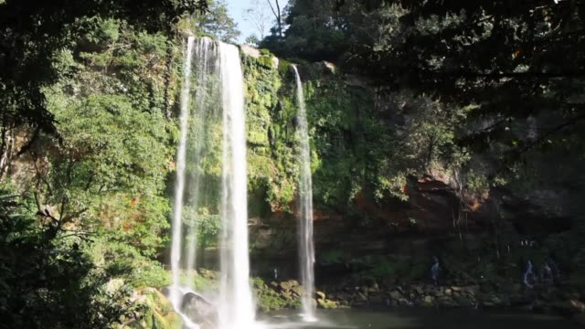 Cascadas de Misol-Ha waterfalls Mexico