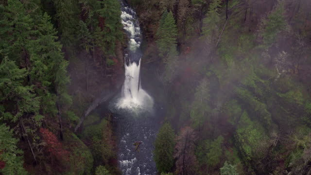Cascadian Waterfall