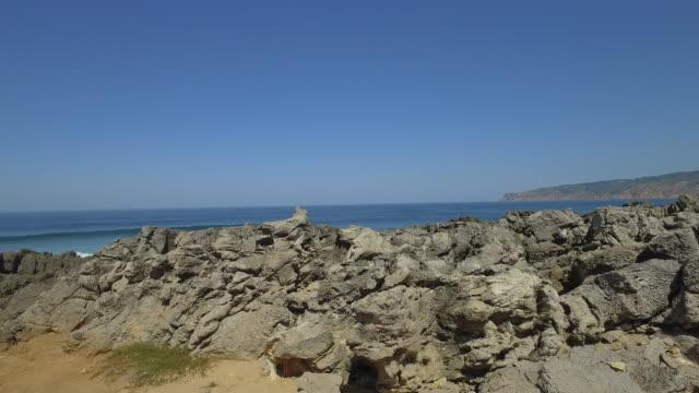 カスカイスの海岸風景 - カスカイス点の映像素材/bロール