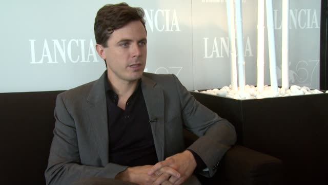 casey affleck on how well he knows his brotherinlaw joaquin phoenix after working on this film at the i'm still here interview 67th venice film... - joaquin phoenix stock videos & royalty-free footage