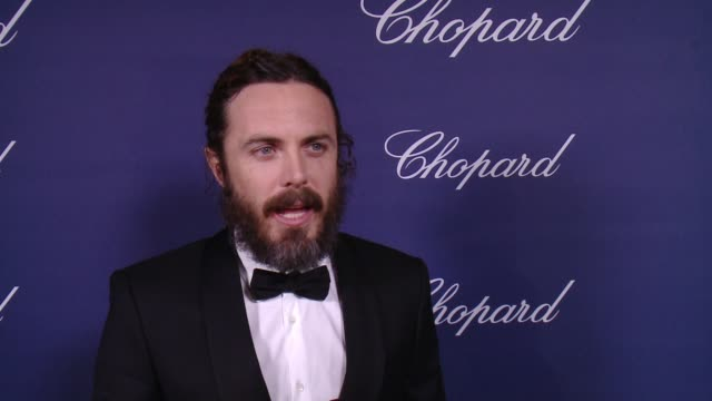INTERVIEW Casey Affleck on the PSIFF on what makes it different On 'Manchester by the Sea' on what attracted him to the story and the role at 28th...