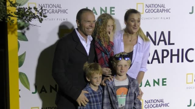 casey jennings kerri walsh jennings at the premiere of national geographic documentary films' 'jane' at the hollywood bowl on october 09 2017 in los... - casey jennings stock videos and b-roll footage