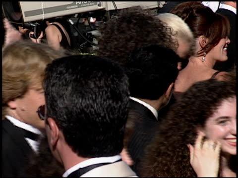 Casey Kasem at the 1994 Emmy Awards at the Pasadena Civic Auditorium in Pasadena California on September 11 1994