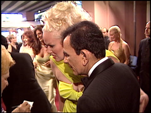casey kasem at the night of 100 stars oscar gala at the beverly hilton in beverly hills california on february 29 2004 - 76th annual academy awards stock videos & royalty-free footage