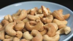 Cashew nut rotating