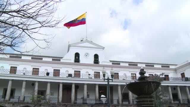 casi 13 millones de ecuatorianos estan convocados a las urnas el domingo - ecuadorian ethnicity stock videos and b-roll footage