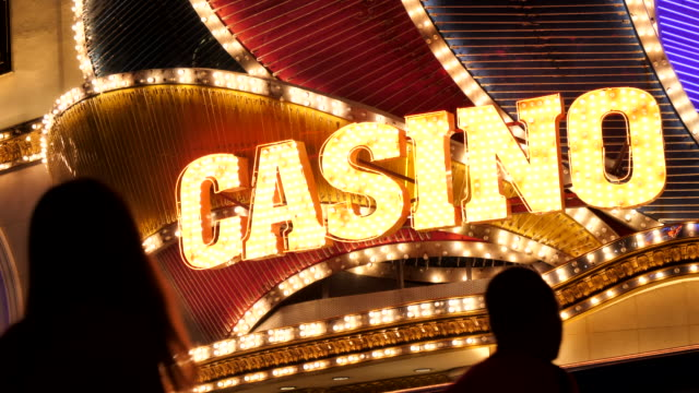 casino background - casino stock videos & royalty-free footage