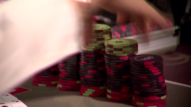 casino chips - gambling chip stock videos & royalty-free footage