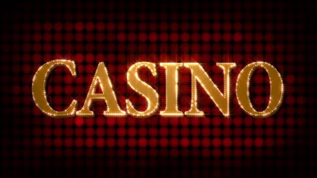 Casino Glittering (HD Loop)