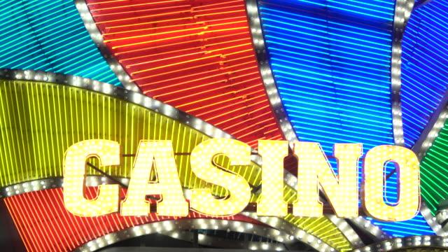 casino light - macao stock videos & royalty-free footage