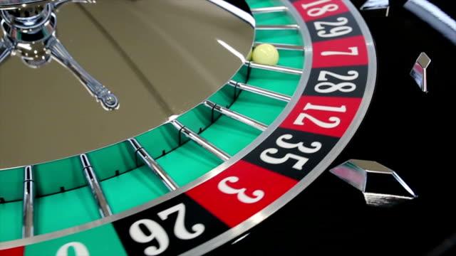 7 番のボールを持ってカジノ ルーレット