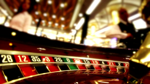 casino - las vegas stock-videos und b-roll-filmmaterial
