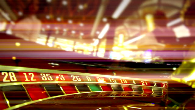 casino - gambling chip stock videos and b-roll footage