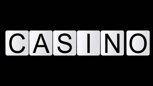 casino - casino poster stock videos & royalty-free footage