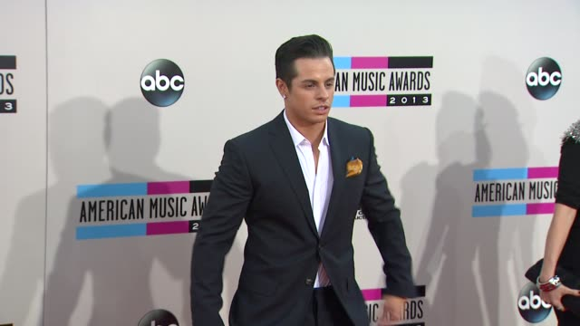 casper smart at 2013 american music awards arrivals in los angeles ca - american music awards stock videos and b-roll footage