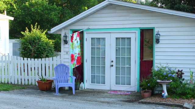 Cassadaga Florida Spiritualist town of psychics and mediums small homes in Volusia County, 4K
