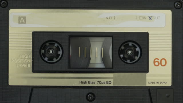 cassette tape - noise stock videos & royalty-free footage