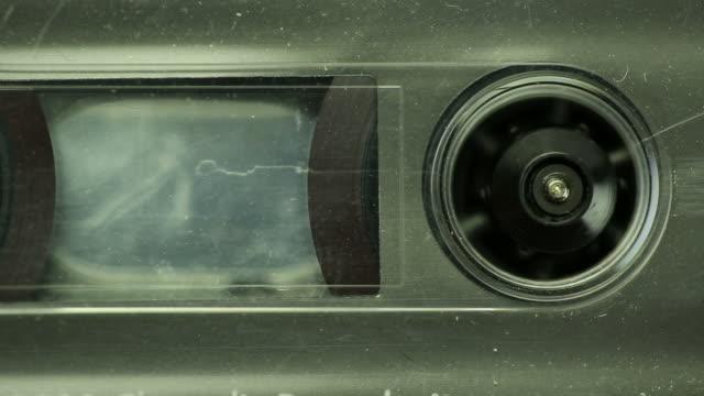stockvideo's en b-roll-footage met cassette tape - cassettebandje