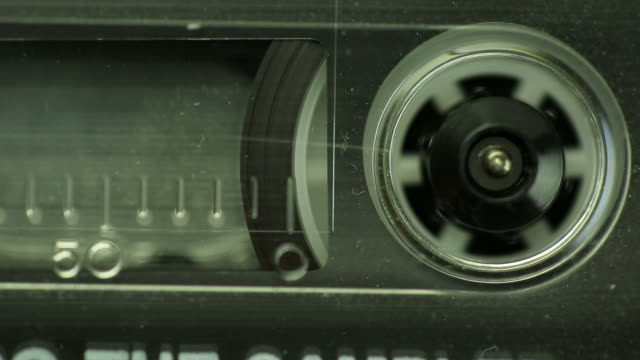 cassette tape - audio equipment stock videos & royalty-free footage