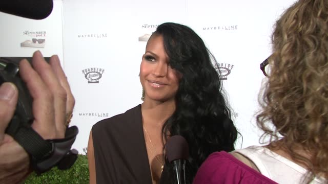 cassie at the new york special screening of the september issue at new york ny - september stock videos and b-roll footage
