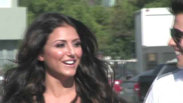 Cassie Scerbo arrives at the 2011 Do Something Awards in Hollywood