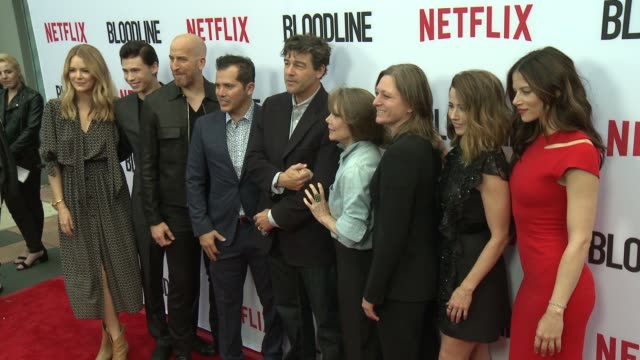 Cast and Crew at the Netflix's 'Bloodline' Season 3 Red Carpet at ArcLight Cinemas on May 24 2017 in Culver City California