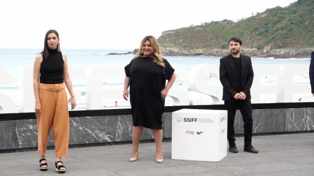 "ESP: ""Nosotros Nunca Moriremos / We Will Never Die"" Photocall- 68th San Sebastian Film Festival"