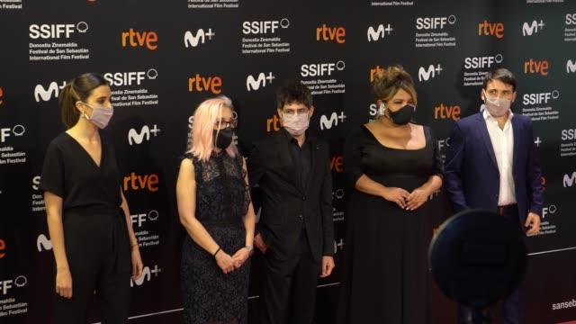 """ESP: """"Nosotros Nunca Moriremos / We Will Never Die"""" Premiere - 68th San Sebastian Film Festival"""
