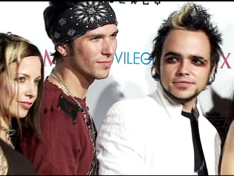 Cast of Rockstar Supernova at the Celebration of Extreme Sports With Maxim Magazine at Privilege in West Hollywood California on August 3 2006