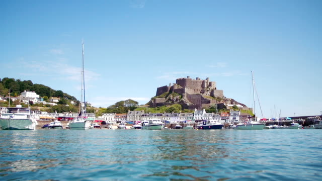Castle and habour
