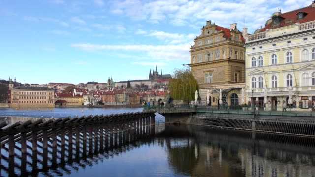 vídeos y material grabado en eventos de stock de distrito de castillo - praga, república checa - cultura checa
