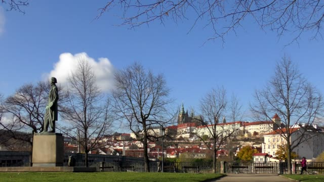 castle district - prague, czech republic - prague stock videos & royalty-free footage